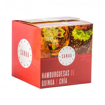 Hamburguesas de Quinua y...
