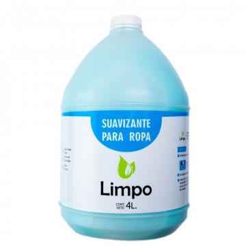 Suavizante líquido 4 lt