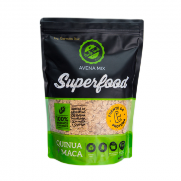 Avena Mix Superfood 600 gr
