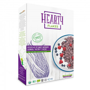 Hearty Flakes 300 gr