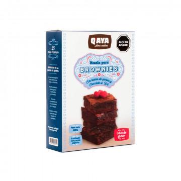 Premezcla para brownies con...