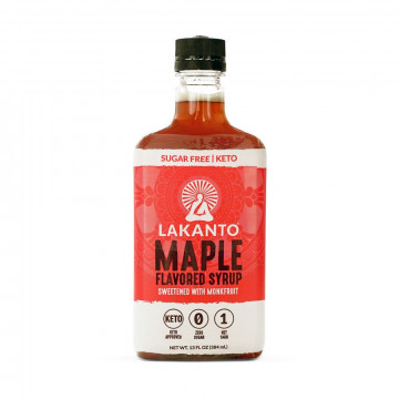 Jarabe sabor a Maple 385 ml