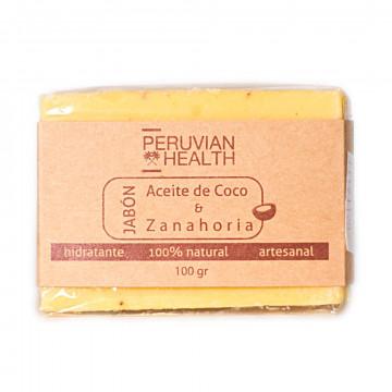 Jabón de Aceite de Coco y...