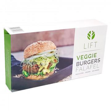 Veggie Burgers Falafel 4 und