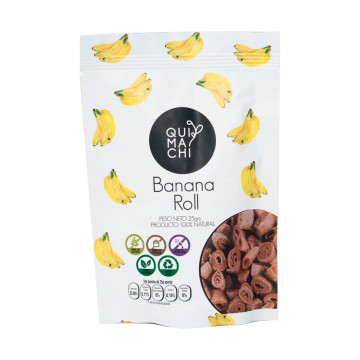 Banana Roll 25 gr