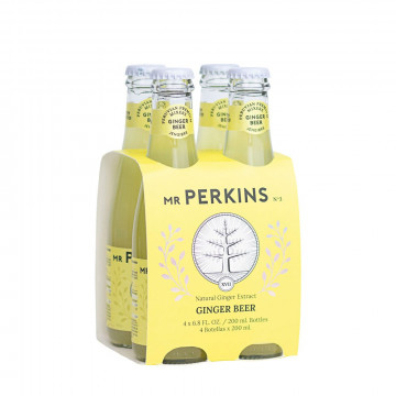 Ginger Beer 4 pack 200 ml c/u