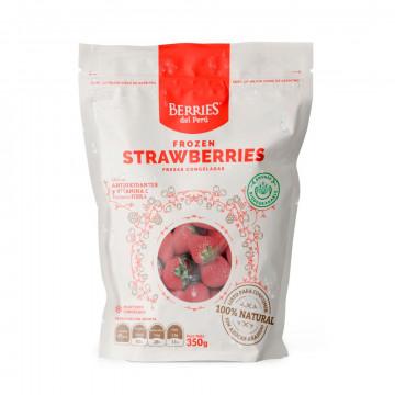 Fresas congeladas 350 gr