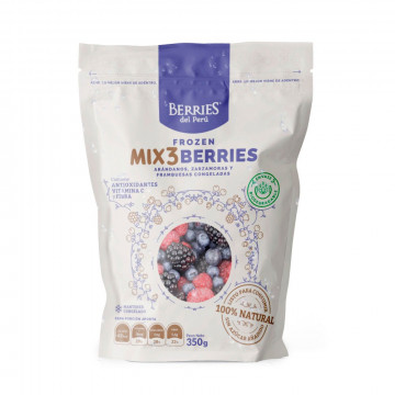 Mix 3 Berries congeladas...