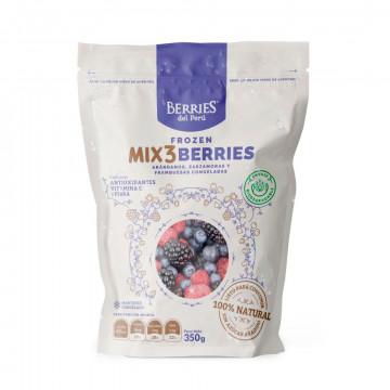 Mix 3 Berries congeladas...