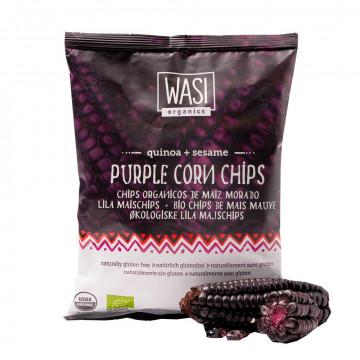 Chips de maíz morado 70 gr