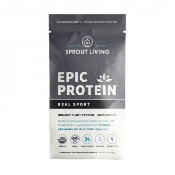 Epic Protein Pro Real Sport...