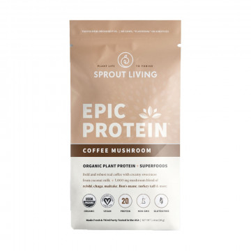 Epic Protein Coffee...