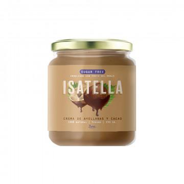 Crema de avellanas y cacao...
