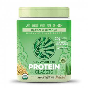Classic protein natural 375 gr