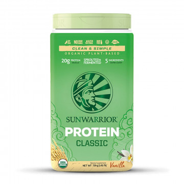 Classic protein vainilla...