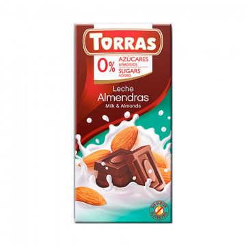 Chocolate de Leche y...