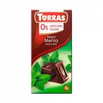 Chocolate Negro Menta (0%...