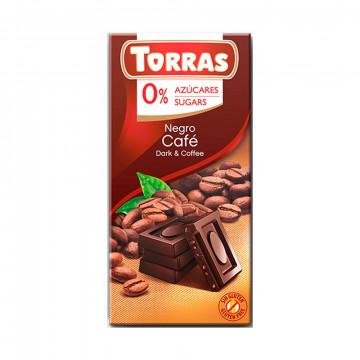 Chocolate Negro con Café...