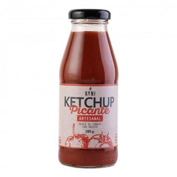 Ketchup artesanal picante...