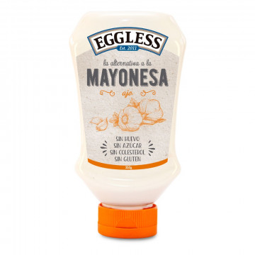 Mayonesa Eggless Garlic...