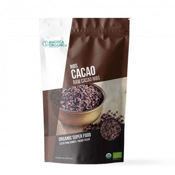 Nibs de cacao orgánico 170 gr