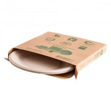 Platos ecológicos 26.5 cm...