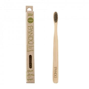 Cepillo de dientes de bambú...