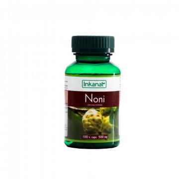 Cápsulas de Noni 100 x  500 mg