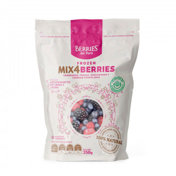 Mix 4 Berries congeladas...