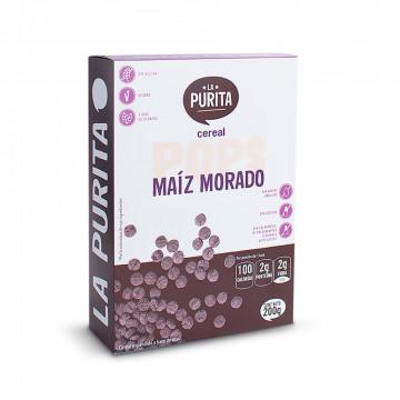 Cereal POP's Maíz Morado...