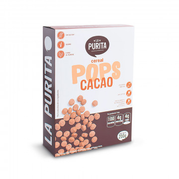 Cereal POP's Cacao 200 gr
