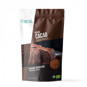 Polvo de cacao orgánico 170 gr