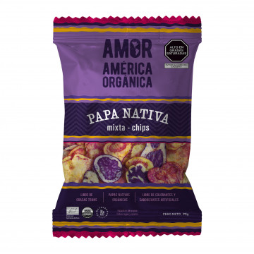 Chips Papa Nativa Mixta...