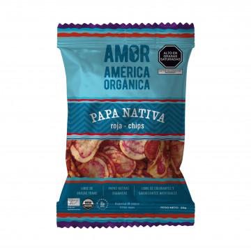 Chips Papa Nativa Roja 30 gr