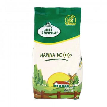 Harina de coco 400 gr