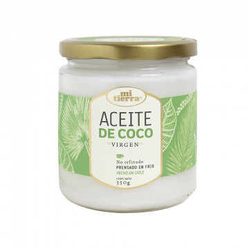 Aceite de coco 350 gr