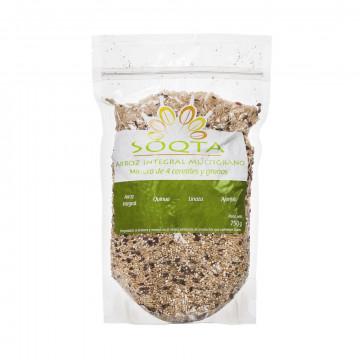Arroz Soqta de 4 granos 750 gr