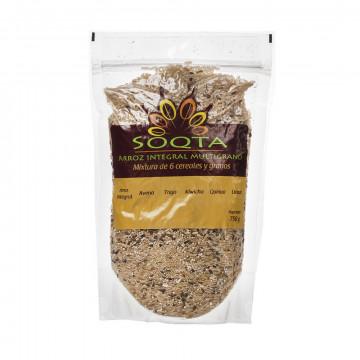 Arroz Soqta de 6 granos 750 gr