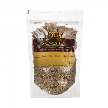 Arroz Soqta de 6 granos 500 gr
