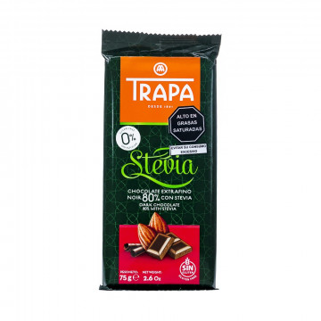 Chocolate Dark al 80% (con...