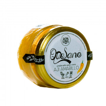 QueSano sabor Aji Amarillo...
