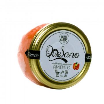 QueSano sabor Pimiento 100 gr