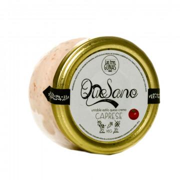 QueSano sabor Caprese 100 gr