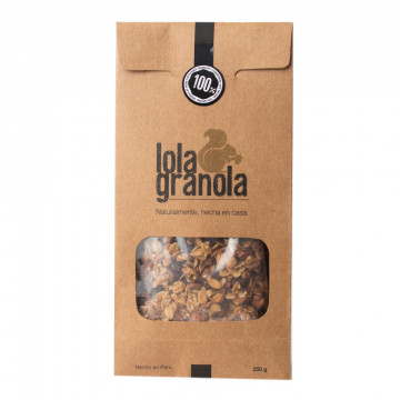 Granola de Cranberries 250 gr