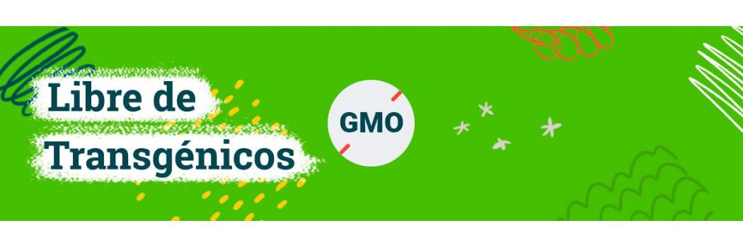 Libre de Transgénicos (Non-GMO)